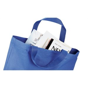 Economy Tote Bag -  Medium - Colored Image 2 of 3