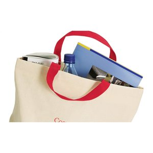 Economy Tote Bag - Medium - Natural Image 1 of 2