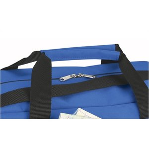Two-Tone Duffel Bag - Screen Image 1 of 3