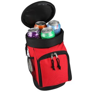 Six-Can Golf Bag Cooler Image 1 of 2