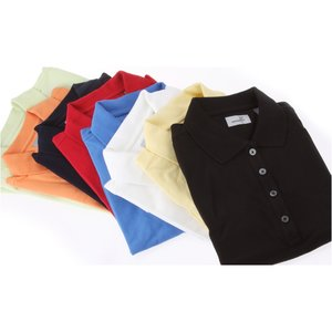 Ashworth Classic Solid Pique Shirt - Ladies' Image 1 of 1