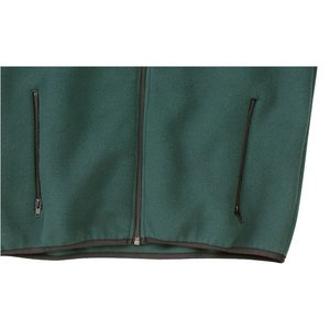 Port Authority Fleece Full Zip Vest - Men's Image 2 of 2