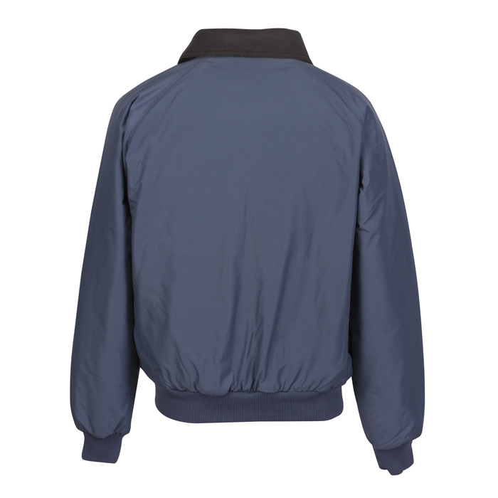 Imprint mountaineer jacket back embroidered