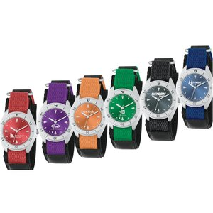 Unisex Canvas Sport Watch Image 1 of 1