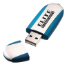 View Image 3 of 3 of USB Flash Memory Stick - Opaque - 8GB - 24 hr