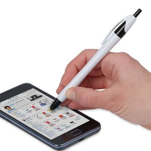Javelin Stylus Pen - White Image 1 of 3