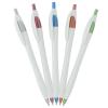 View Image 2 of 4 of Javelin Pen - White - Metallic