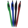 View Extra Image 1 of 1 of Javelin Soft Touch Pen - Full Color
