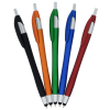 View Extra Image 2 of 2 of Javelin Soft Touch Stylus Pen - Metallic - Full Color