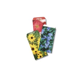 Business Card Seed Packet - Black Eyed Susan Image 2 of 2