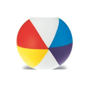 Beach Ball Stress Ball Image 1 of 1