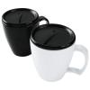 View Image 3 of 3 of Arrondi Acrylic Mug with Lid - 14 oz. - Opaque