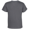 View Extra Image 1 of 2 of Hanes Tagless T-Shirt - Youth - Screen - Colors