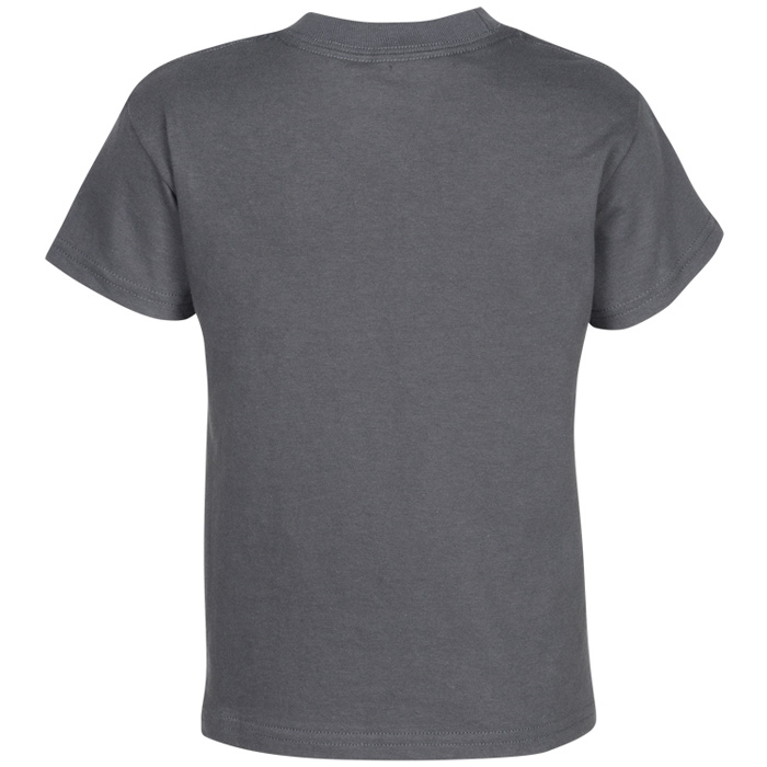 ab36840c 4imprint.com: Hanes Tagless T-Shirt - Youth - Screen - Colors 6729-Y-S-C