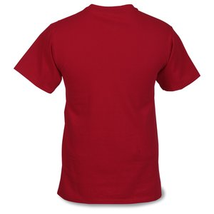 Hanes Tagless T-Shirt - Full Color - Colors - 24 hr Image 1 of 1
