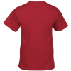 View Extra Image 1 of 1 of Hanes Tagless T-Shirt - Screen - Colors - 24 hr
