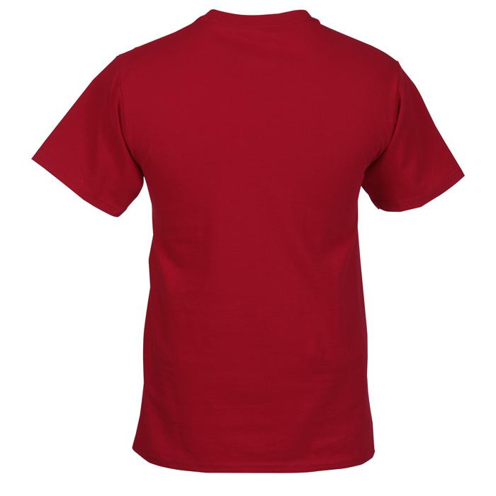 8bdb4c07188ac 4imprint.com  Hanes Tagless T-Shirt - Screen - Colors - Vintage Design  6729-S-C-A-VD