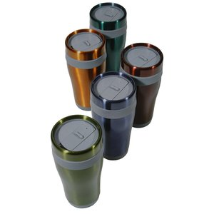 Sunset Stainless Steel Tumbler - 16 oz. Image 2 of 2