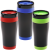 Black Stainless Steel Tumbler - 16 oz. Image 2 of 2