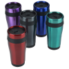 View Extra Image 2 of 2 of Basic Color Steel Tumbler - 16 oz. - 24 hr