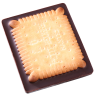 View Image 4 of 4 of Chocolate Cookie - Rectangle
