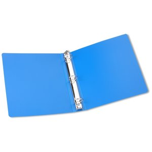 Poly 3-Ring Binder - 1""