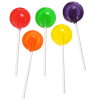 Fruit Flavored Lollipop Image 1 of 1