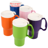 Roadster Mug - 16 oz. - White Lid Image 1 of 1