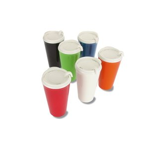 Infinity Tumbler - 16 oz. - White Lid Image 2 of 2