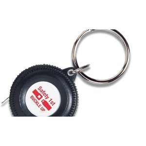 Little Wheel Measuring Key Chain