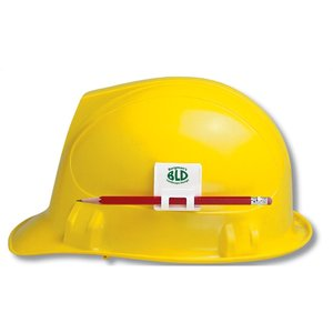 Hard Hat Clip with Adhesive Mount Image 1 of 1