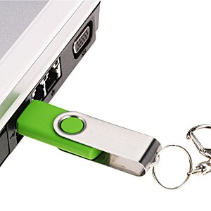 Swing USB Drive - 2GB Image 2 of 4