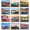 View Extra Image 1 of 1 of Muscle Cars Calendar - Spiral
