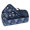 View Image 4 of 5 of Roll-Up Picnic Blanket - Canyon