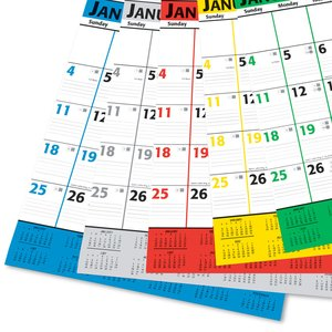 Commercial Memo Calendar Image 1 of 1