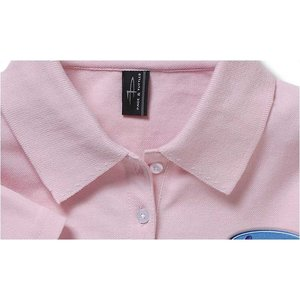 Page & Tuttle Solid Pima Pique Shirt - Ladies' Image 1 of 2