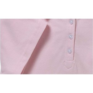 Page & Tuttle Solid Pima Pique Shirt - Ladies' Image 2 of 2