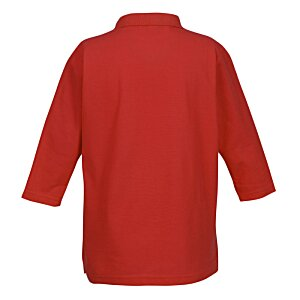 Silk Touch 3/4 Sleeve Shirt - Ladies'