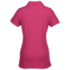 View Extra Image 1 of 2 of Silk Touch Y-Neck Sport Shirt - Ladies' - Full Color