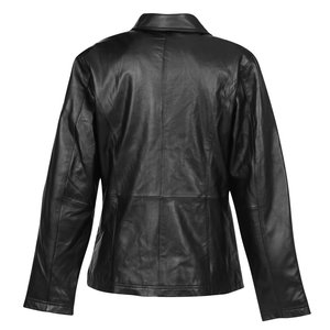 Burk's Bay Lambskin Leather Coat - Ladies' Image 1 of 1