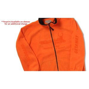 Telluride Signature Fleece Jacket - Men's - Laser Etched Image 1 of 2