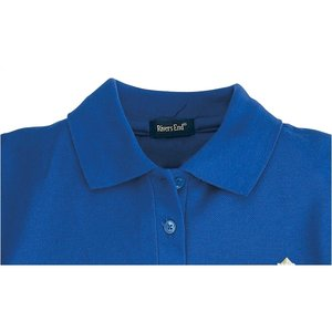 Solarshield UPF 30+ Easy Care Pique Polo - Ladies' Image 1 of 2