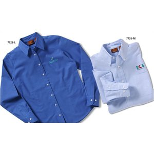 Structure Stain Release Oxford Shirt - Men's Image 1 of 1