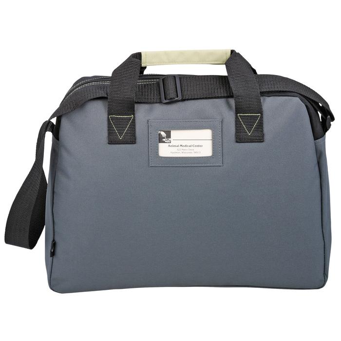 83fb65e33978 4imprint.com  Essential Brief Bag - Screen 7741-S