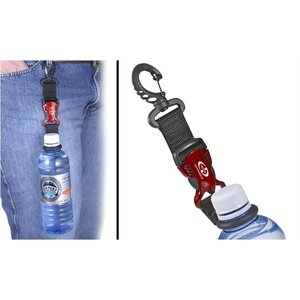 Bottle Holder with Clip - Closeout Image 1 of 1
