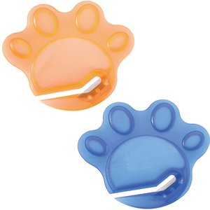 Paw Shaped Letter Slitter - Translucent Image 2 of 4