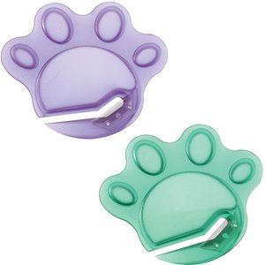 Paw Shaped Letter Slitter - Translucent Image 3 of 4