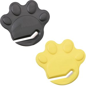Paw Shaped Letter Slitter - Opaque