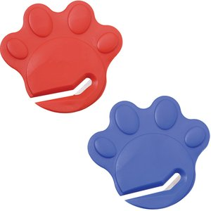 Paw Shaped Letter Slitter - Opaque Image 3 of 3