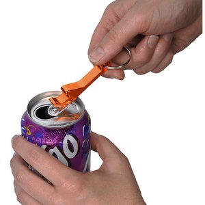 Aluminum Bottle/Can Opener - 24 hr